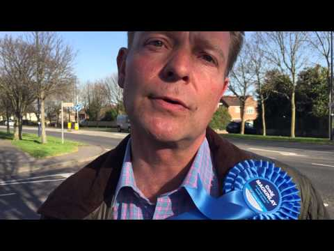 The battle for South Thanet: on the doorstep with Craig Mackinlay