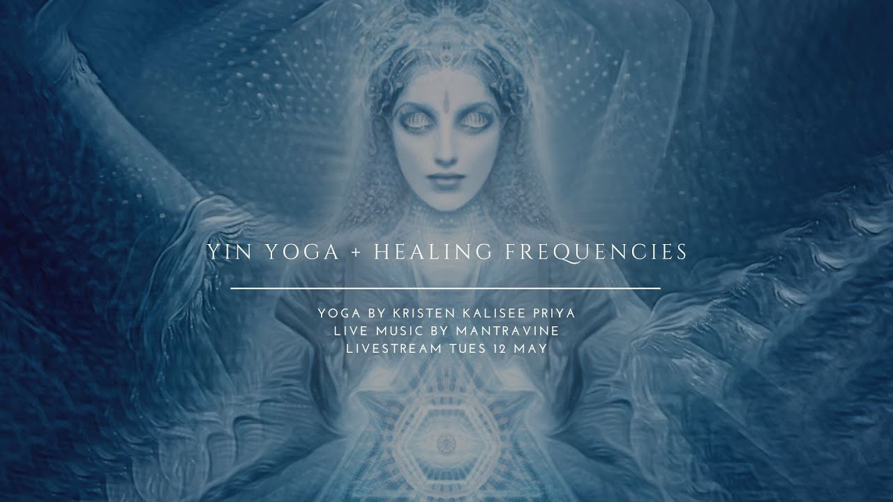 About Yin Yoga + Healing Frequencies
