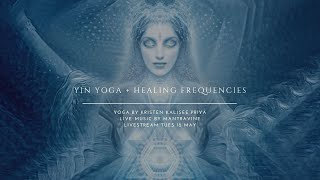 Yin Yoga + Healing Frequencies Trailer