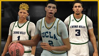 The Ball Brothers - Trailer - NBA 2K17