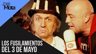 El 3 de mayo en Madrid