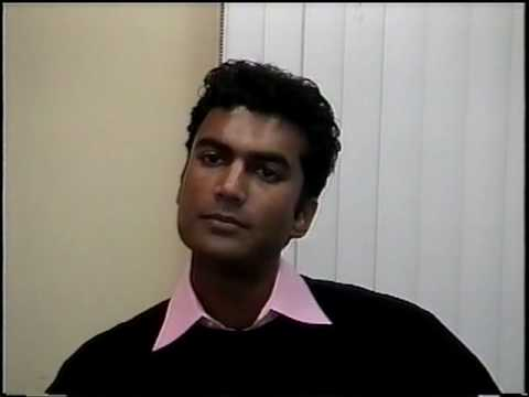 Sendhil Ramamurthy audition tape