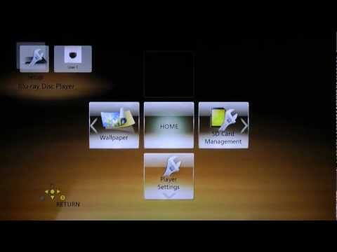 How to Find Your Wired MAC Address 2012 Panasonic Blu-ray Player