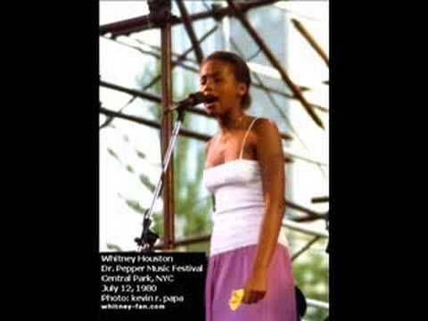Whitney Houston - Eternal Love (London 1986)