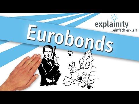 Eurobonds einfach erklärt (explainity® Erklärvideo)