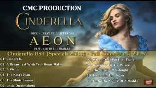 Download CINDERELLA 2015 Full Soundtrack || OST Album [Official CD]