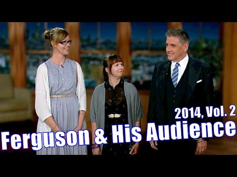 Craig Ferguson & The Audience, 2014 Edition, Vol. 2 Out Of 5