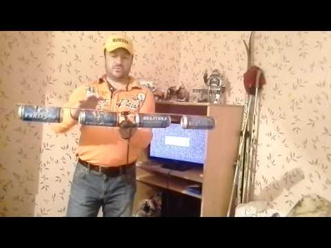 Теле антенна с мощным сигналом, сделана дома 10мин