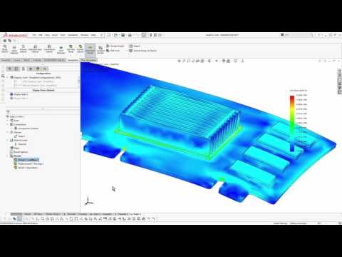 SOLIDWORKS Simulation - Electronic Devices Webinar