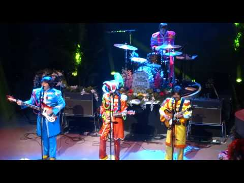Let It Be Broadway - St James Theatre - Sgt Pepper Reprise