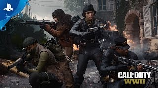 """Call of Duty: WWII - United Front DLC 3: """"The Tortured Path"""" Nazi Zombies Trailer 