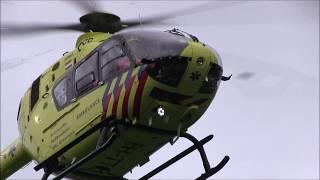 ambulance 17 129 traumahelikopter lifeliner 2 17 992 ph ttr inzet krimpen aan den ijssel