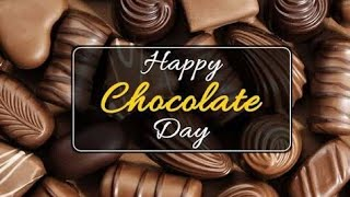 Chocolate Day Whatsapp status video 🍫🍬🍫|Chocolate day quotes |Chocolate Day Special Song | wishes
