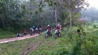 best extrim trail sanggang batu seribu