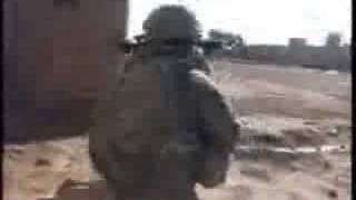 Military Footage Iraq