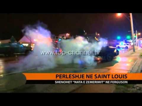 Përleshje në Seint Luis - Top Channel Albania - News - Lajme