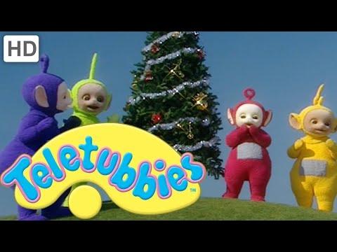 Teletubbies: Christmas Tree - Full Episode - YouTube