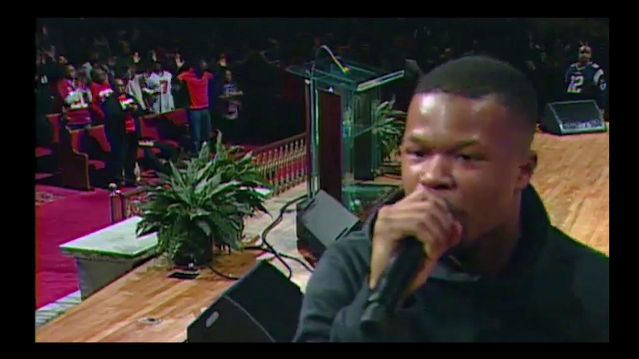 Welcome Kelontae Gavin to House of Hope Atlanta - Praise Break