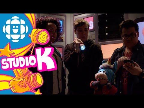 Studio K | Thunderous Three: In the Dark | CBC Kids