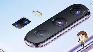 VIVO X30 Pro - крутейшая камера с зумом 60х, 5G и очень мощным процессором