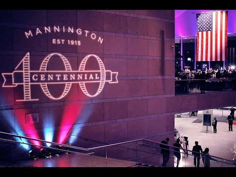 Shortened Version of Mannington Centennial Video