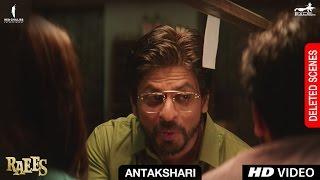 Raees   Antakshari   Deleted Scene   Shah Rukh Khan, Mahira Khan, Nawazuddin Sidiqqui
