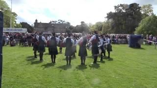 1 Royal Scots Borderers at Bangor