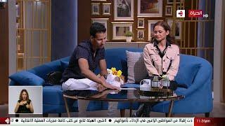 عمرو الليثي || برنامج واحد من الناس - الحلقة 8 - الجزء 3 - لقاء نيللي كريم و الساحر عزام