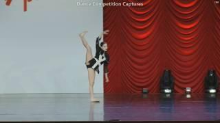 The Dance Awards 2018 - Las Vegas - Best Dancer Dance Off - Teen Female Top 4 Solos