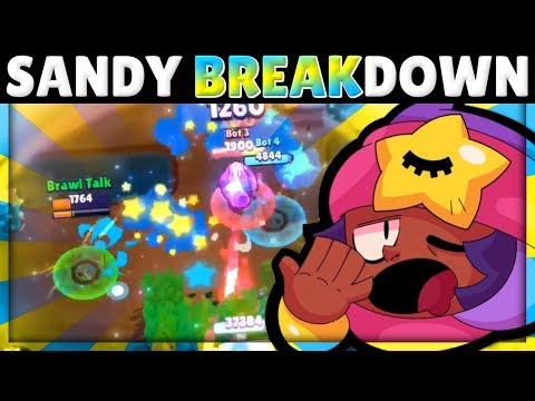 SANDY Mechanics YOU MISSED!   ALL Stats Revealed!   Update NEWS!