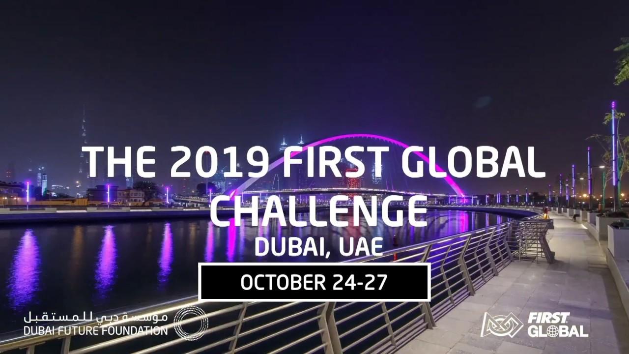 FIRST Global Challenge 2019 Kosmosklubben