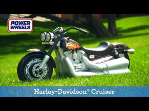 Fisher-Price Power Wheels Harley-Davidson Cruiser | Toys R Us Canada