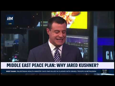 "i24's ""Stateside"" with David Shuster, March 20, 2019: Jared Kushner & Mideast Peace"