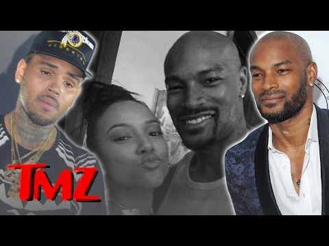 It's the Chris Brown vs Tyson Beckford BEEF!