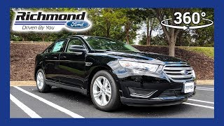 2018 Ford Taurus SE 360 Degree Virtual Test Drive
