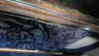 Шумоизоляция Перетяжка Обвисшего Потолка Карпетом  Своими Руками   на классике 2101-2107(, 2016-10-02T18:53:54.000Z)