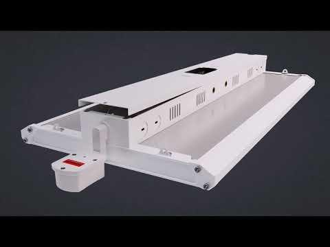 Gen 3nd LED Linear Hibay--Standard version from Shenzhen Syhdee