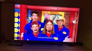 Imagination Movers Brainstorming Song Disney Plus Version