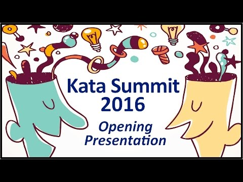 Kata Summit Opening: Mike Rother
