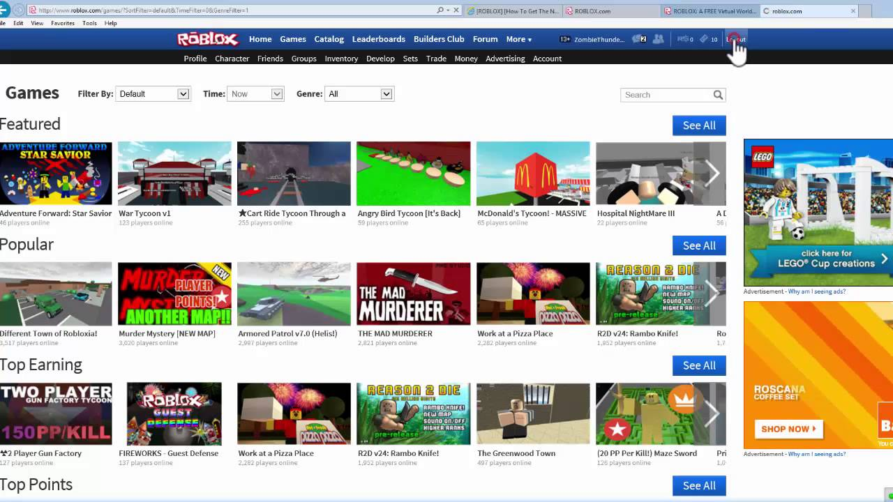 The End of Roblox