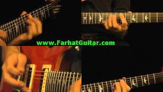Satisfaction - Rolling Stone Guitar Cover Part 5 www.Farhatguitar.com