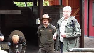 Der Wildnis-Trail feiert 10. Geburtstag