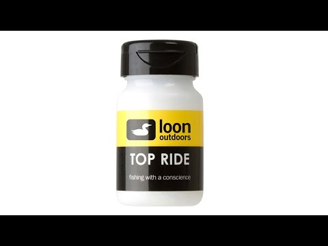 Loon Top Ride Fly Fishing Floatant