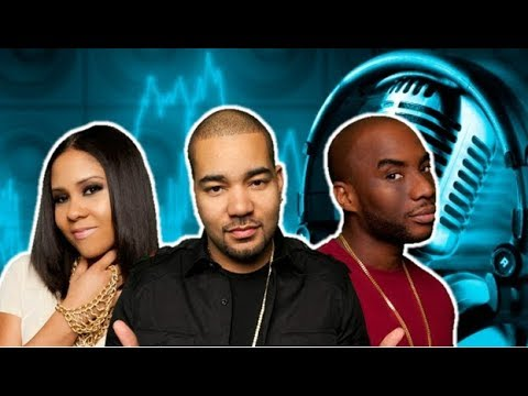 THE BREAKFAST CLUB Publicly Address CHARLAMAGNE Allegations