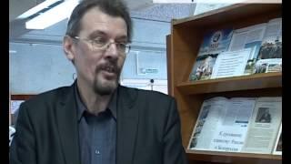 О любви к Гомелю рассказал новозыбковцам поэт из Белоруссии Юрий Максименко