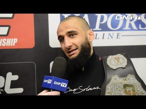 Ömer Solmaz im Interview nach Titelgewinn bei GMC 18