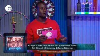 Mulamwa shades Blessed Njugush on Live Tv