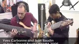 Gambar cover Yves Carbonne & Jean Baudin at Jerzy Drozd Basses