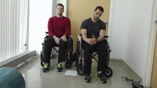 WheelChair Yoga - Health and Wellness
