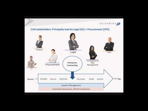 Determine | How General Counsel & Procurement Are Leading the Adoption of CLM